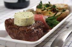 Fine Dining, Mashed Potatoes, Steak, Dinner Recipes, Food And Drink, Cooking, Ethnic Recipes, Foods, Filet Mignon