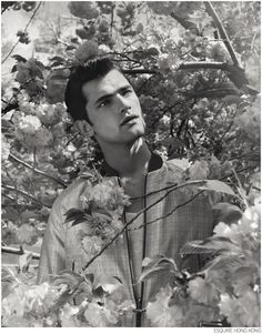 Sean OPry is The Leading Man for Esquire Hong Kong Fashion Editorial