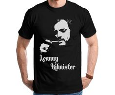 Lemmy Kilmister - Legend Camiseta Camisa