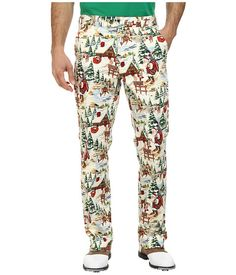 Loudmouth Golf North Pole CC Pant