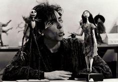 Tim Burton, lo amo, es mi esposo.