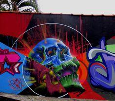 Conheça o artista Fernando conhecido como Fhero, teve seu primeiro contato com a Street Art em 1997 onde vivia em São Paulo, desde então Fernando veio desenvolvendo seus trabalhos em sua cidade e e...