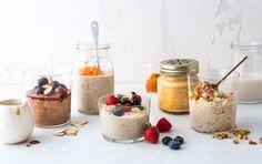 5 Single-Serving Oat Recipes Under 250 Calories