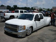 Chevy Dulley Bagged