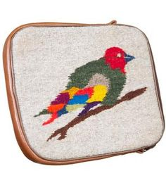Pajarito Wool Tablet Case