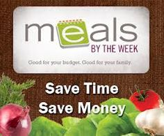Meals by the Week takes the stress of meal planning out of your hands. They actually plan dinner menus based on sale items at your local grocery stores!  And Yes, it will cost you $1.25 a week...But for the time it saves, it could be worth it!! http://ifreesamples.com/meal-planning-made-simple/