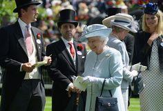 Royal Ascot 2014: Queen Elizabeth II - Photos - Royal Ascot horse ...