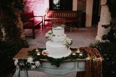 Free-Spirited Spanish Wedding at Marques de Montemolar