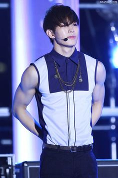 Hongbin so beautiful