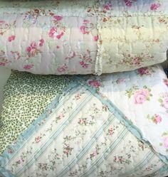Quilts shabby chic matrimoniali 260x260. Euro 69,90 da Spugnariccione.it