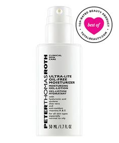 No. 16: Peter Thomas Roth Ultra-Lite Oil-Free Moisturizer, $42, 18 Best Face Moisturizers - (Page 4)