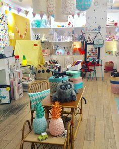 Mandorla Palace shop interior