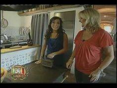 Debbie's Tuscan Getaway on ET Canada - #1- Villa Tour - YouTube