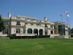 Paisley Curtain: Historic houses of Tulsa - Travis Brothers Mansion, Tulsa Historic Society