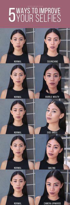 5 Simple Ways To Look Your Best In Selfies   ModaMob