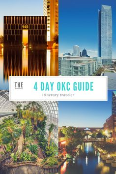 The Ultimate Guide to A Weekend in Oklahoma City - What to see, do, eat, go, stay and how to spend your time traveling in OKC! Click to read how to spend the best time in OKC.