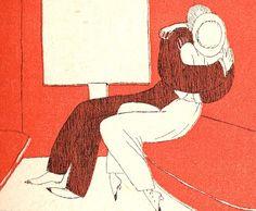 Au carrefour étrange: Charles Martin illustre Lucie Paul-Margueritte (1918)