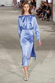 COLOR TRENDS '2018: Ukrainian Fashion Week, 2017, September, ELENAREVA SS18 #blue #littleboyblue #ss18 #spring #summer #style #runway #ufw #fashionweek #trends