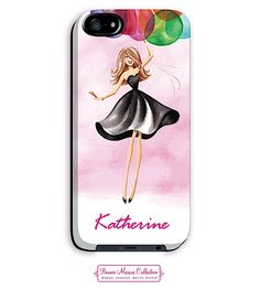 Floating Girl iPhone 5 Case