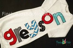 Personalized baby GOWN, newborn sleeper, sleep sack, baby boy, layette outfit on Etsy, $31.00