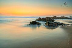 SEA0136 - Sunset rocks!