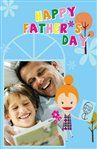 Father's Day Card #FathersDay #Party #Ideas #DIY #Printable #cards #invitations #crafts for #kids