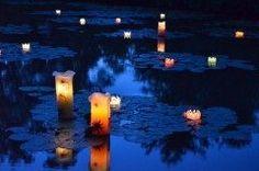モネの庭夜間開園キャンドルの夜 9月10日午後5時から  北川村モネの庭マルモッタンとっても雰囲気のいいところでまさにモネのえの中に行ったような感覚になれるところです そんなモネの庭の夜間営業が9月10日(土)にあるんですけどそのときフラワーキャンドルなどの灯りがモネの庭を飾るんですよ 当日は体験イベントやコンサートがあるみたい  tags[高知県]