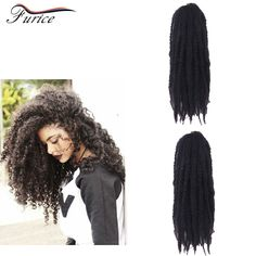 Aliexpress.com : Buy Best Quality Africa Synthetic Hair Extension Curly Crochet Hair Synthetic Afro Kinky Curly Braiding Hair Havana Twist For Beauty from Reliable hair edit suppliers on crochet braiding hair extension Store