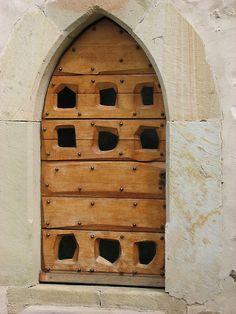 Buy 'Wooden Door' by CherylC as a Greeting Card, Spiral Notebook, or Hardcover Journal Door Knockers, Door Knobs, Exterior Doors, Entry Doors, Shutter Doors, Unique Doors, We Are The World, Closed Doors, Wooden Doors