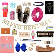 """""""Gift Guide For Any Budget"""" by classically-preppy on Polyvore"""