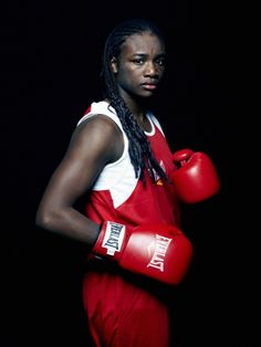 """Peter Hapak for TIME Claressa Shields, Middleweight Boxer. From """"The New Olympic Ring,"""" March 2012 issue. Olympic Boxing, Olympic Games, Claressa Shields, Female Boxers, Commonwealth Games, Women Boxing, Female Fighter, Best Portraits, Track And Field"""