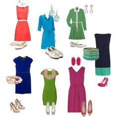 Business Casual Dress Ideas | Business casual dresses.