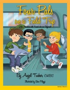 This is book 4 in Series 2. It's a great story about the four friends who get to go on a field trip to the aquarium! See how each personality type responds differently to this exciting event! www.personalityprofiles.org