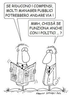ITALIAN COMICS - Cose d'Italia e del resto del mondo: viste da Franco Stivali