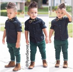 fc46463bb1 Baby boy swag. Great dressy outfit for toddler boy.  babyboyswag   toddlerfashion