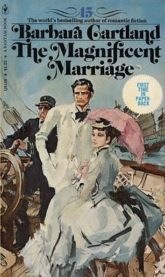 """The Magnificent Marriage (The Bantam Barbara Cartland Library)"" av Barbara Cartland"
