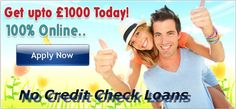 No credit check loans are easy and unfussy way that can be applied to take care of money crunches, so if you want to #enjoy it then don't waste time anymore apply now to get hold of money you require within short time.  http://www.longtermloancanada.ca/no-credit-check-loans.html  #Creditcheck #Paydayloan