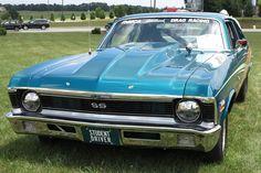 All Chevy Show - Chevrolet Camaro SS
