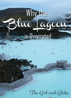 Blue Lagoon Iceland is one of the most expensive Reykjavik tours.  Is it worth it?  Maybe, maybe not.