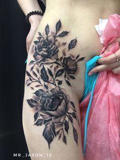 Tattoos Discover Flower tattoo on thigh whip shading by Jason Grim Time Tattoos Hot Tattoos Body Art Tattoos Tummy Tattoo Hips Tattoo Phoenix Tattoo Girl Flower Hip Tattoos Mastectomy Tattoo Tattoo Designs Phoenix Tattoo Girl, Body Tattoo For Girl, Time Tattoos, Hot Tattoos, Body Art Tattoos, Tattoo Femeninos, Tummy Tattoo, Flower Hip Tattoos, Floral Thigh Tattoos