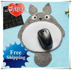 Moe main Made Tissu Art bricolage Matériaux sac gratuit de coupe non tissés Big Totoro Tapis de souris tapis de souris Manuel dans Tapis de souris de Appareils électroniques sur AliExpress.com   Alibaba Group
