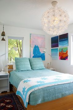 Get the Look: Bright White Modern Beach Getaway — Shop the Style