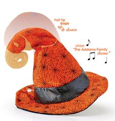 Avon: Singing and Dancing Witch's Hat