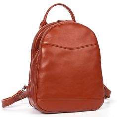Mochilas de piel outlet bolso portátil simple moda para mujeres [AS90014] - €75.60 : bzbolsos.com, comprar bolsos online