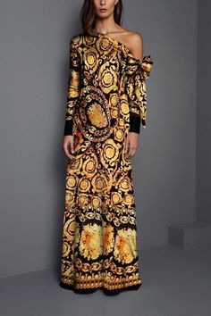 Autumn Sexy Fashion Floral Print Long Sleeve Maxi Dresses dresses for vacation vacation outfit ideas vacation dresses mexico travel dress outfit beach vacation dresses travel dress vacation fashion summer vacation dresses Modest Maxi Dress, Maxi Dress With Sleeves, Maxi Dresses, Dress Prom, Dress Formal, Vestido Maxi Floral, Casual Dresses, Fashion Dresses, Vestidos Sexy