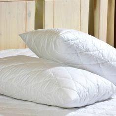 Master Suite Redo - Beyond the Rack Seasons Collection Sleep Safe Pillow Protector in White Dream Bedroom, Master Bedroom, Bedroom Decor, Master Suite, Bedding Shop, Linen Bedding, Comforter Sets, Duvet, Down Blanket