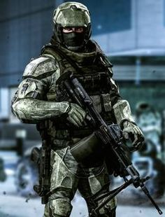 UNSC Marine armed with an Lightmachine gun conversion, wearing an extra layer of Kevlar as well as extra ammo for the support user. UNSC Marine S. Armas Wallpaper, Guerra Anime, Halo Armor, Halo Series, Halo Game, Combat Armor, Female Marines, Futuristic Armour, Sci Fi Armor