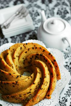 Apple Bundt Cake by {Susan Wolfe}, via Flickr