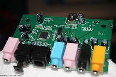 USB Soundcard/ Decoder 5.1 Channel