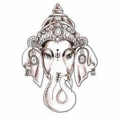 elephant tattoo | Home / Gaja Hindu Elephant Tattoo